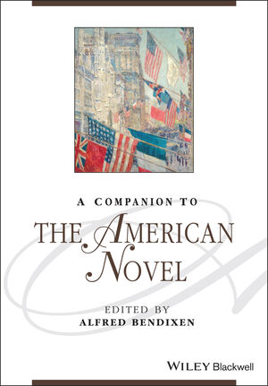 A Companion to the American Novel (1118220390) cover image