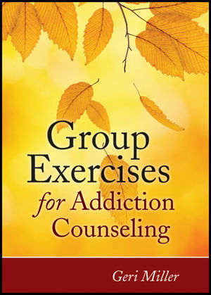 Group Exercises for Addiction Counseling (1118228790) cover image