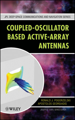 Coupled-Oscillator Based Active-Array Antennas (1118235290) cover image
