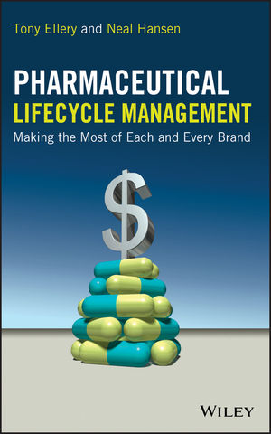 Pharmaceutical Lifecycle Management: Making the Most of Each and Every Brand (1118265890) cover image