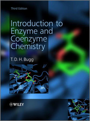 Introduction to Enzyme and Coenzyme Chemistry, 3rd Edition (1118348990) cover image