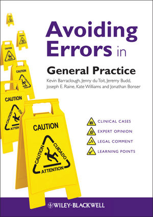 Avoiding Errors in General Practice (1118508890) cover image