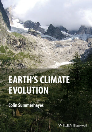 Book Cover Image for Earth's Climate Evolution