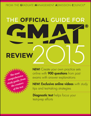 Wiley: GMAT Products
