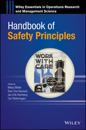 Handbook of Safety Principles (1118950690) cover image