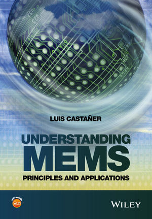 Understanding MEMS: Principles and Applications (1119055490) cover image