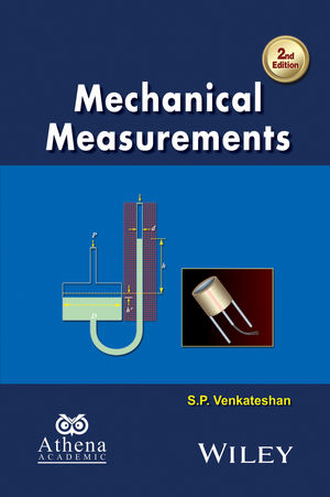 Mechanical Measurements, 2nd Edition (1119115590) cover image