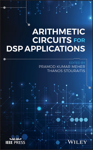 Arithmetic Circuits for DSP Applications (1119206790) cover image