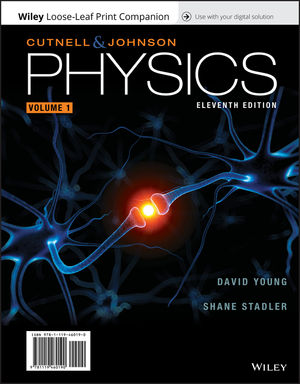 Physics, Volume 1, 11th Edition