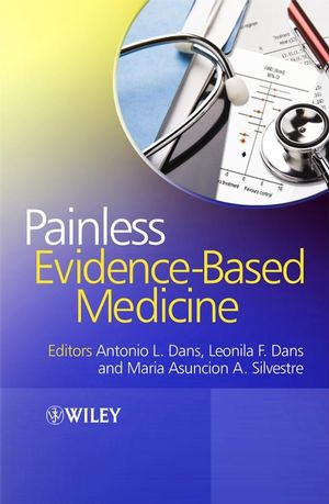 Painless Evidence-Based Medicine (1119964490) cover image