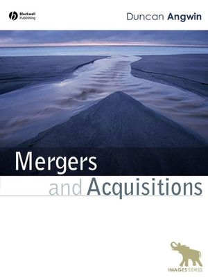 Mergers and Acquisitions (1405122390) cover image