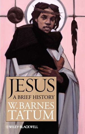 Jesus: A Brief History (1405170190) cover image