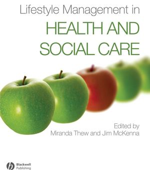 Lifestyle Management in Health and Social Care (1444309390) cover image