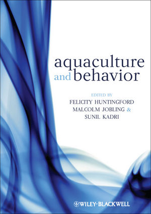 Aquaculture and Behavior (1444354590) cover image