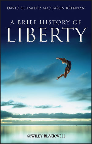 A Brief History of Liberty (1444358790) cover image