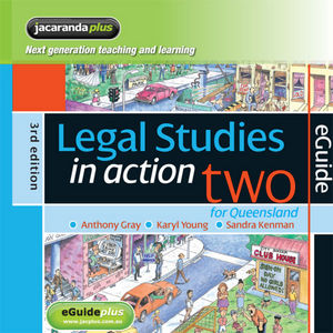 Legal Studies in Action 2 3E Teacher Eguide