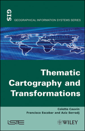 Thematic Cartography, 3-Volume Set (1848211090) cover image