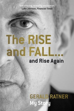The Rise and Fall...and Rise Again (1906465290) cover image