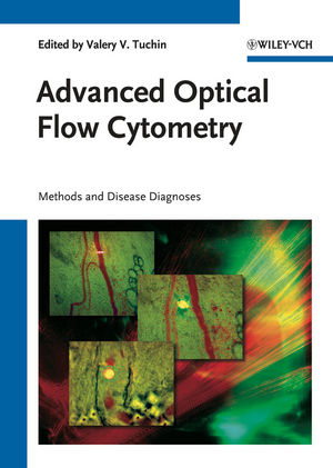 Advanced Optical Flow Cytometry: Methods and Disease Diagnoses (3527634290) cover image