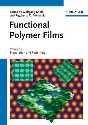 Functional Polymer Films, 2 Volume Set (3527638490) cover image