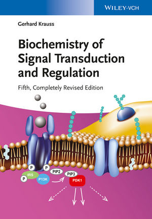 Biochemistry of Signal Transduction and Regulation, 5th Edition (3527667490) cover image