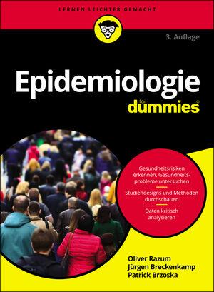 Epidemiologie für Dummies, 3. Auflage