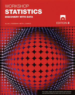 Workshop Statistics: Discovery with Data, 3rd Edition (EHEP000290) cover image