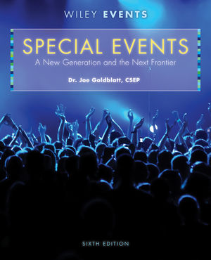 Special Events: A New Generation and the Next Frontier, 6th Edition (EHEP001790) cover image