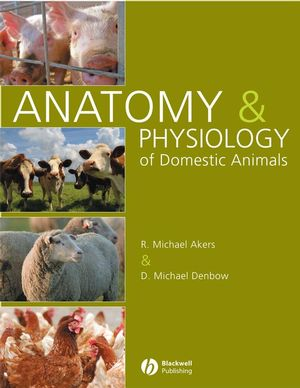 Anatomy and Physiology of Domestic Animals (EHEP002390) cover image