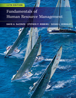 Fundamentals of Human Resource Management, 11th Edition (EHEP002490) cover image