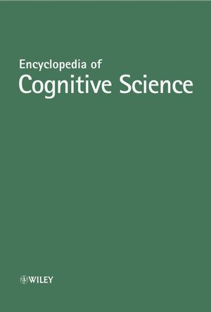 Encyclopedia of Cognitive Science, 4 Volume Set (0470016191) cover image