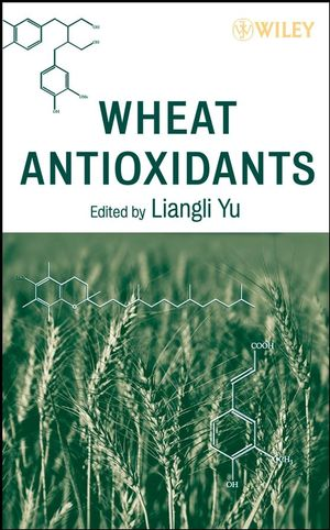 Wheat Antioxidants (0470042591) cover image