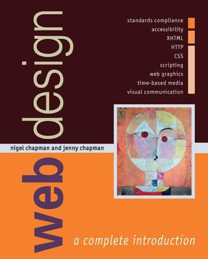 Web Design: A Complete Introduction (0470060891) cover image