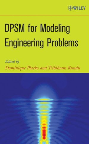 DPSM for Modeling Engineering Problems  (0470142391) cover image