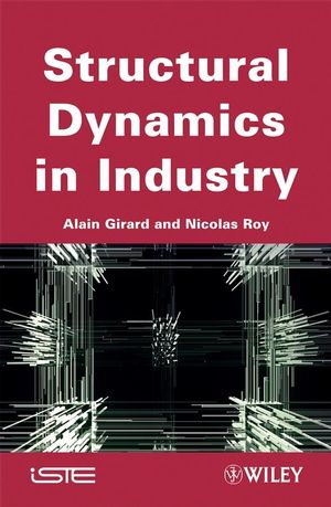 Structural Dynamics in Industry (0470393491) cover image