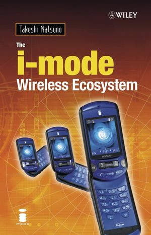 The i-mode Wireless Ecosystem (0470859091) cover image