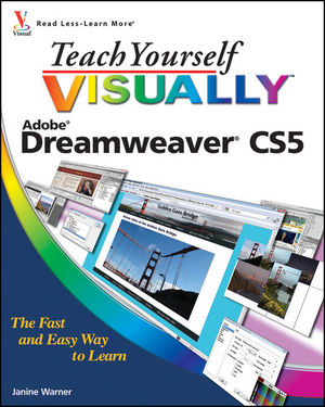 Teach Yourself VISUALLY Dreamweaver CS5 (0470907991) cover image