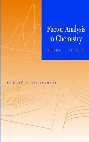 Factor Analysis in <span class='search-highlight'>Chemistry</span>, 3rd Edition