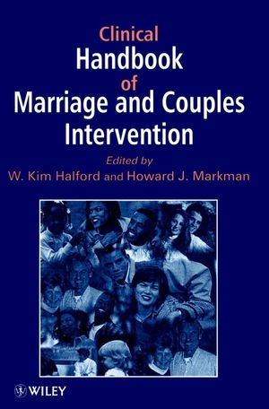 Clinical Handbook of Marriage and Couples Interventions (0471955191) cover image
