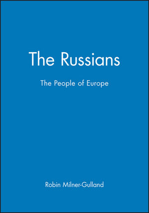 The Russians: The People of Europe (0631218491) cover image
