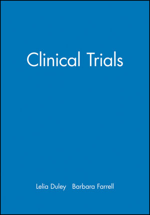 Clinical Trials (0727915991) cover image