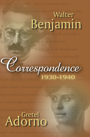 Correspondence 1930-1940 (0745636691) cover image
