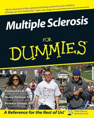 Multiple Sclerosis For Dummies (1118050991) cover image