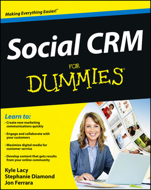 Social CRM For Dummies (1118242491) cover image