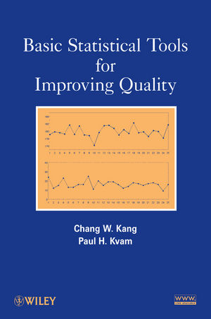 Basic Statistical Tools for Improving Quality (1118491491) cover image