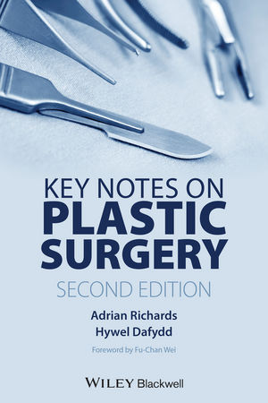 Key Notes on Plastic Surgery, 2nd Edition (1118756991) cover image