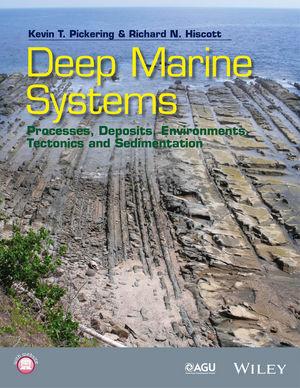 Deep Marine Systems: Processes, Deposits, Environments, Tectonics and Sedimentation (1118865391) cover image
