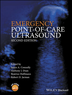 Emergency Point-of-Care Ultrasound, 2nd Edition (1119072891) cover image