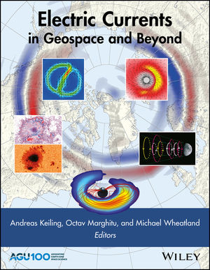 Currents in Geospace and Beyond (1119324491) cover image