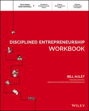 Disciplined Entrepreneurship Workbook (1119365791) cover image